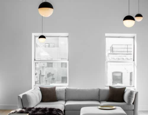 Decor Aid-ed: TriBeCa Loft Filled With Neutrals