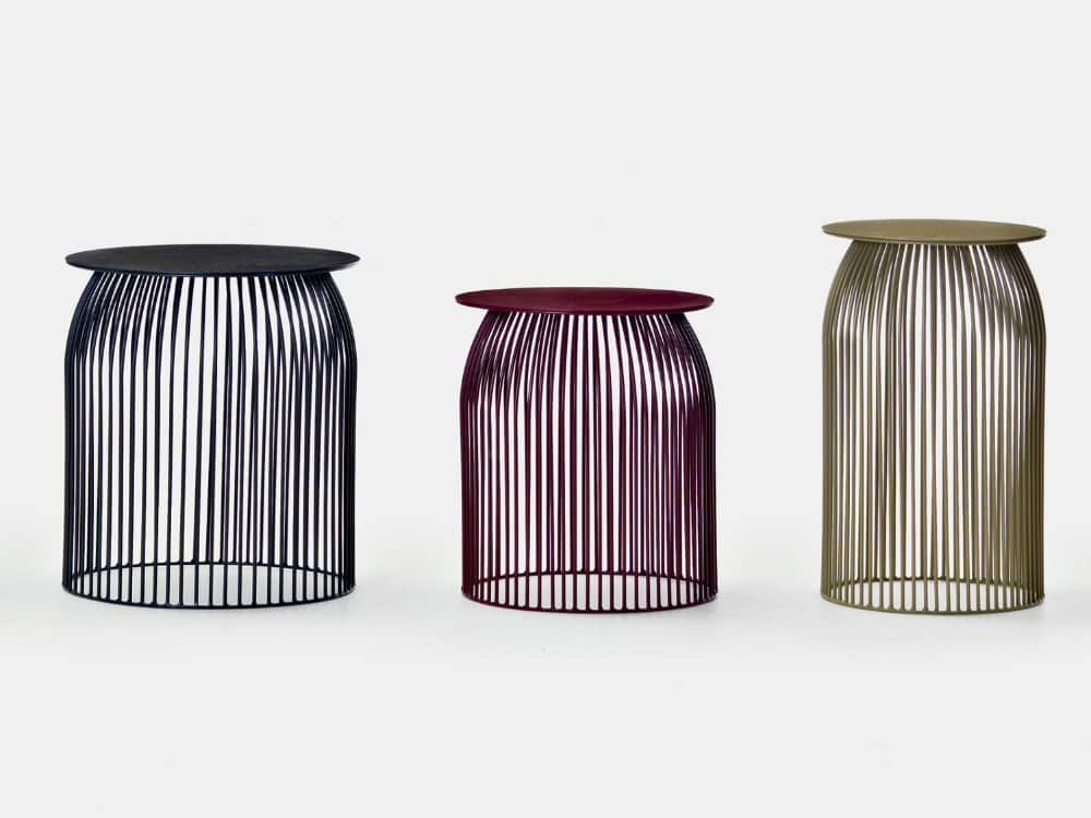 Turi Turi side tables by La Cividina