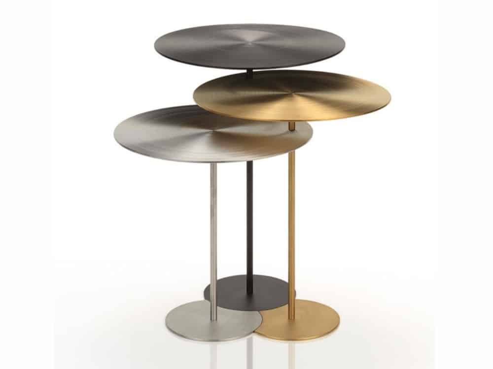 Vibe side table by Riluc
