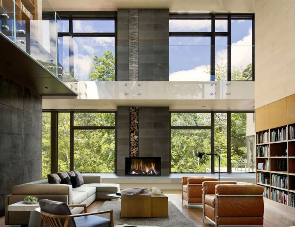 Villa in Los Angeles by Wolf Architects