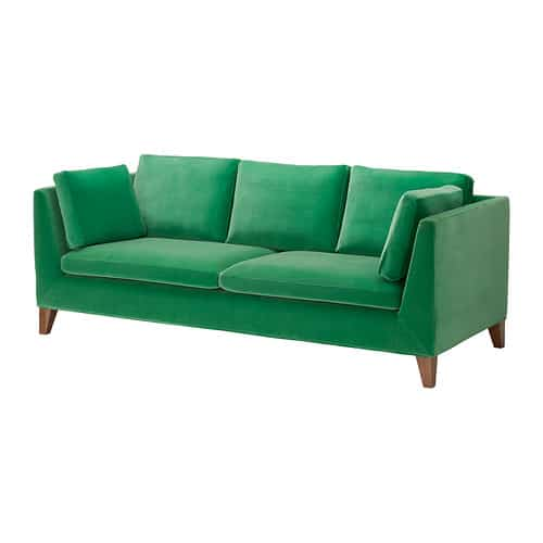 stockholm-sofa-green from ikea