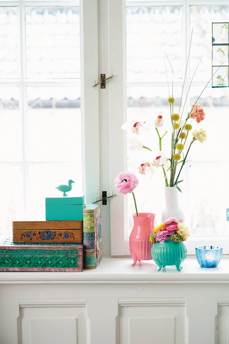 windowsill decorating ideas