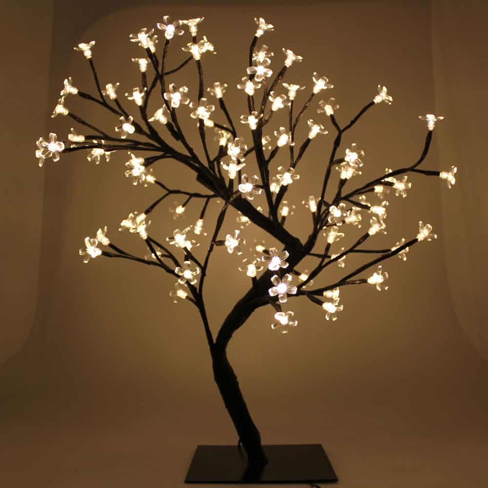 Cherry Blossom LED Lamp