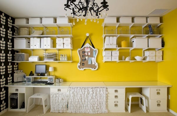 Innovative Ways to Upgrade the Look of Your Office – Yellow Decor