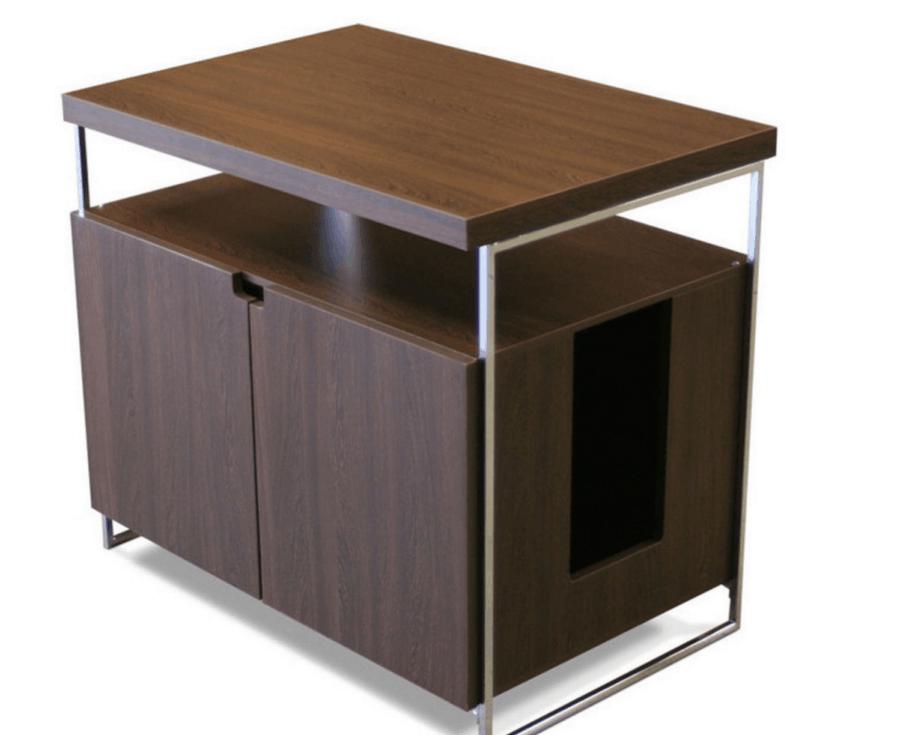 Contemporary Litter Box