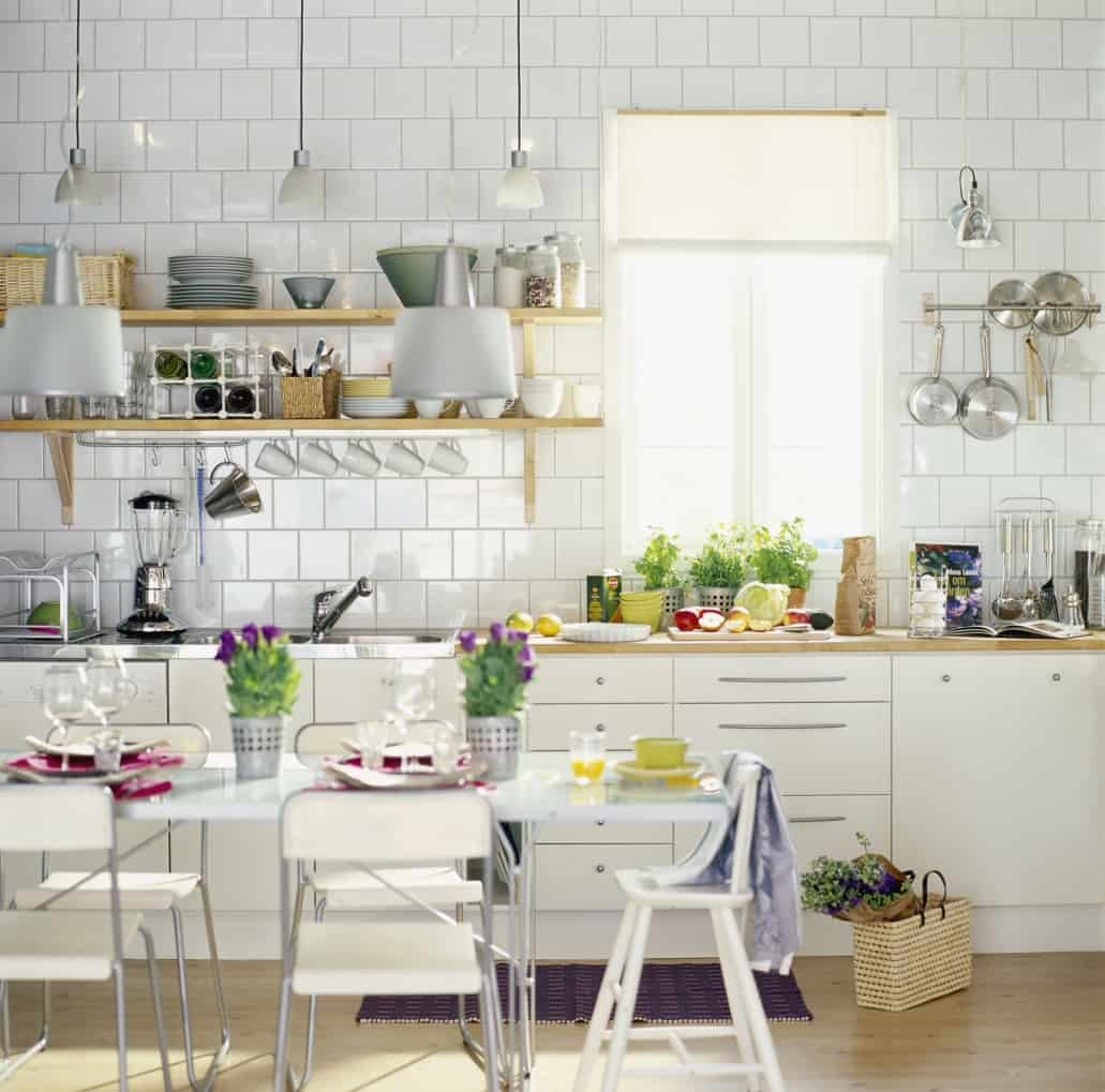 Small Kitchen Decorating Ideas: Our Pick On The Best Kitchen Design Trends