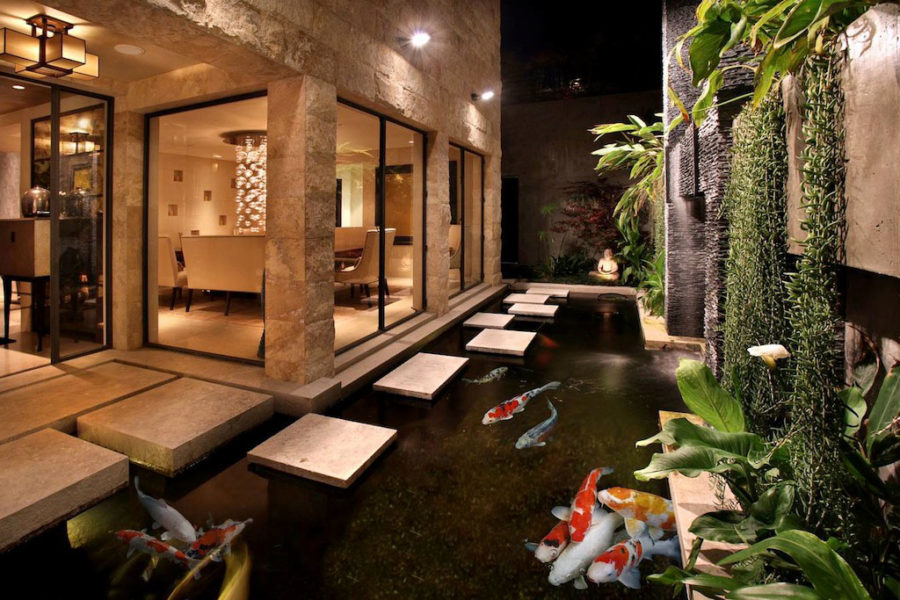 20 Koi Ponds That Will Add a Bit Of Magic To Your Home Pond House Designs on house wood design, house kitchen design, house boundary wall design, house porch design, plywood house design, house playground design, house pool design, house front design, house landscape design, house bedroom design, house garage design, house dock design, house fence design, black and white house design, house green design, house rock design, house deck design, house plants design, house water well design, house barn design,