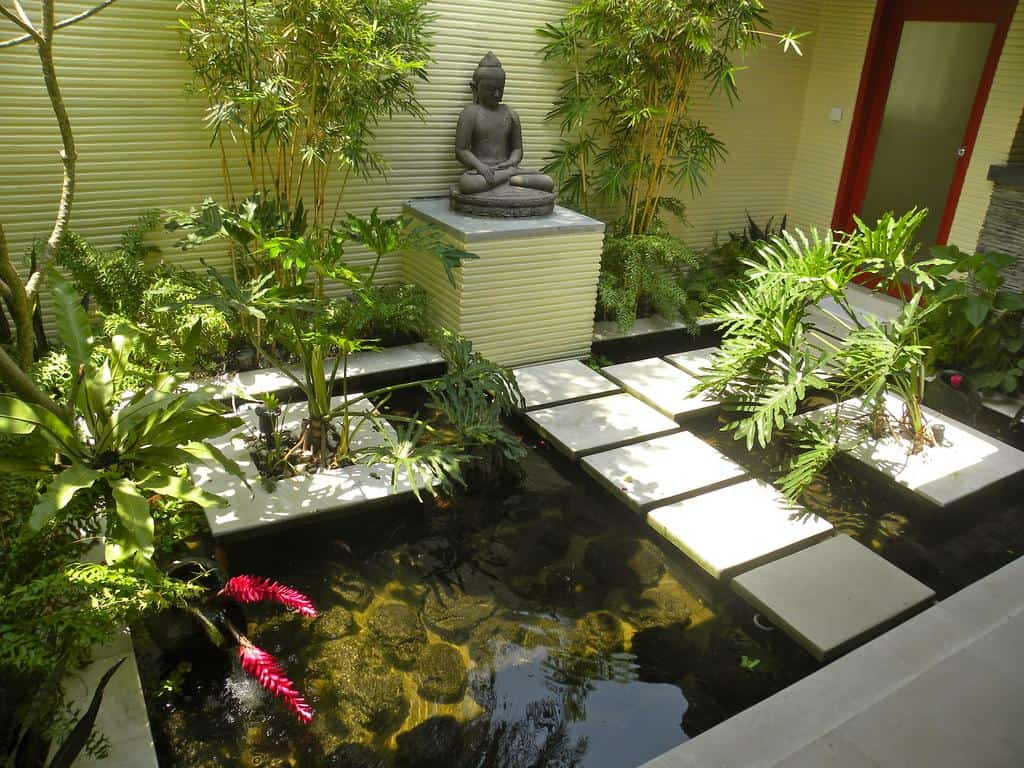 & 20 Koi Ponds That Will Add a Bit Of Magic To Your Home
