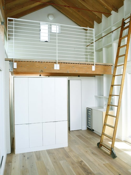Mezzanine Ladder Design