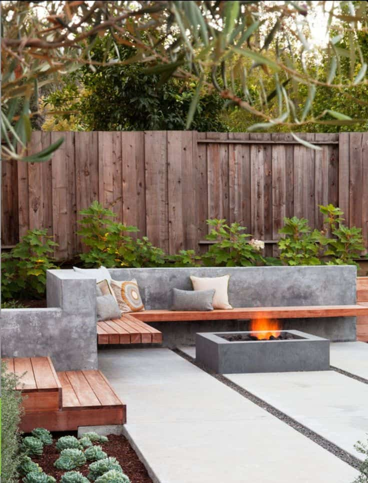 20 Modern Fire Pits That Will Ignite The Style Of Your Backyard