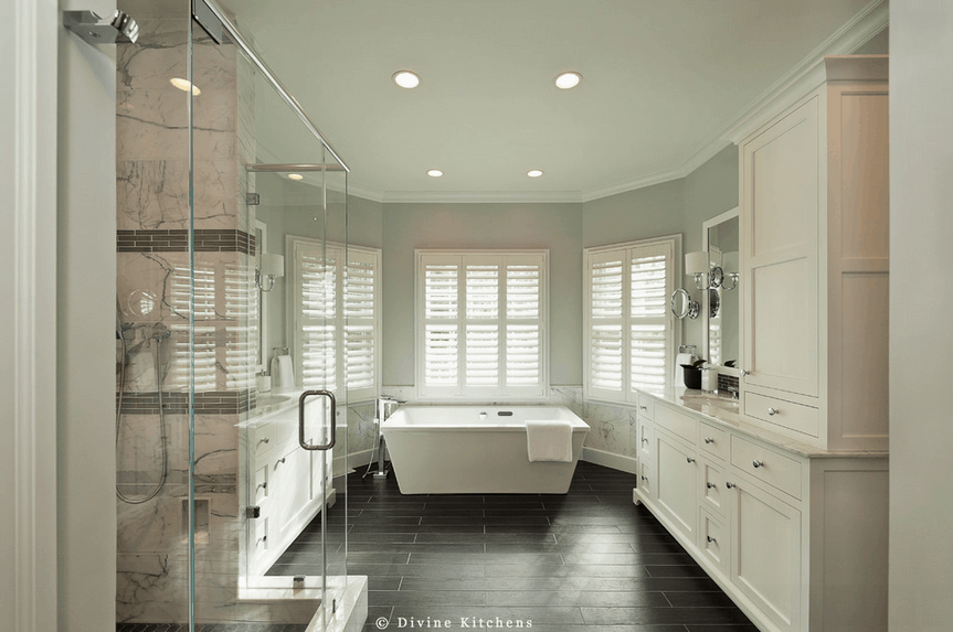 Bathroom Sets Luxury Reconditioned Bath Tub In Master Bedroom: 20 Soaking Tubs To Add Extra Luxury To Your Master Bathroom