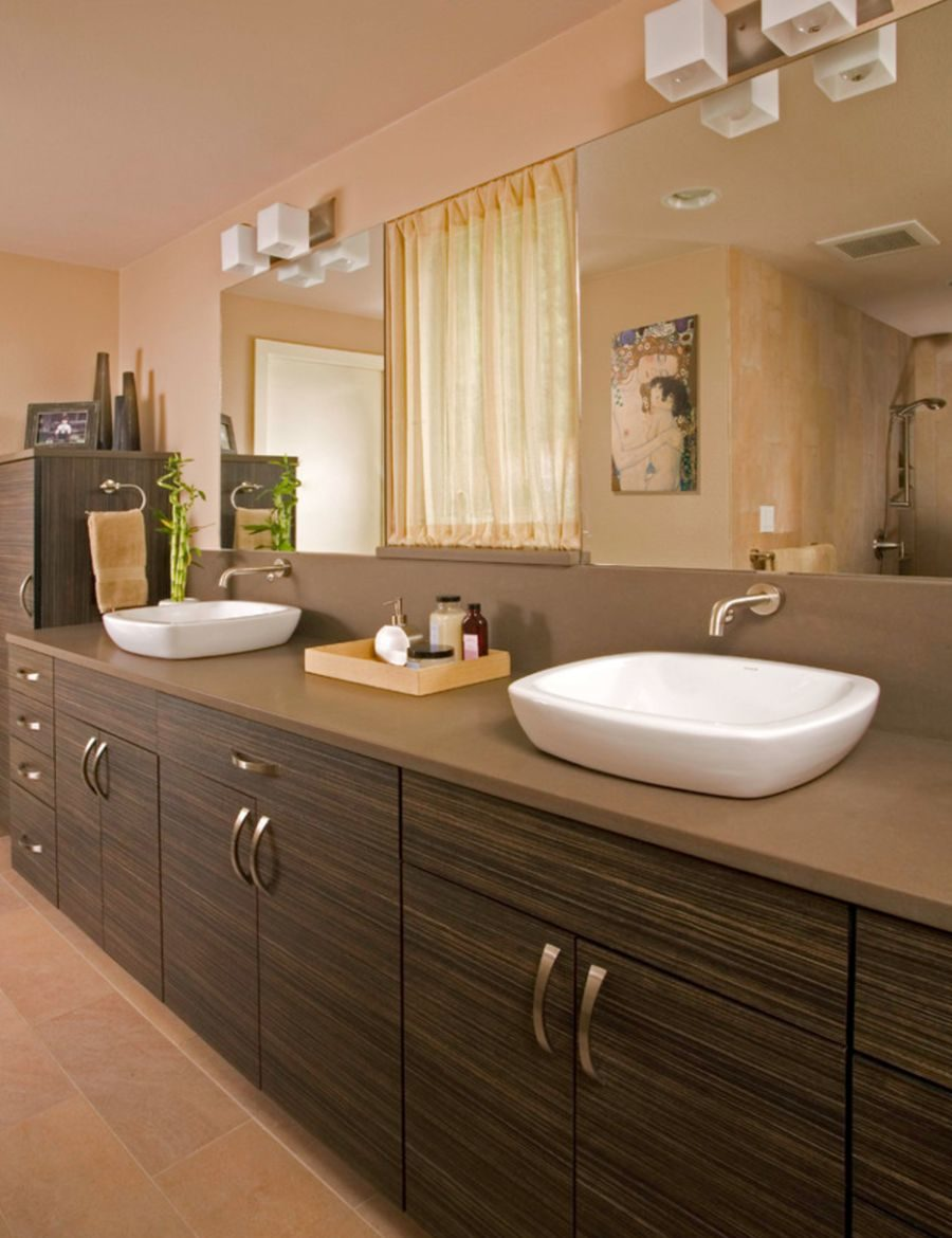 Modern Sinks Enhance Any Home Today Modern Interior Design