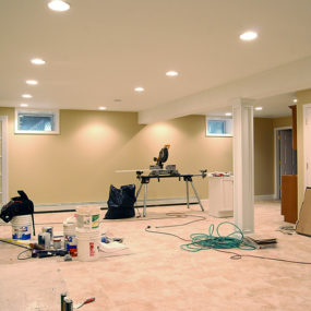 Upgrading Your Basement 285x285 Home Renovations You Really Shouldnt Do Yourself