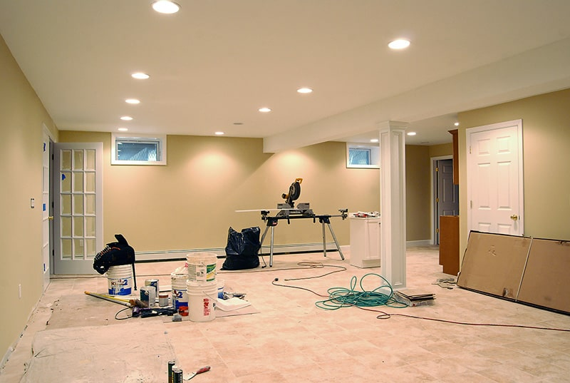 Upgrading Your Basement
