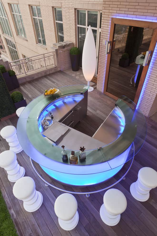 creative-outdoor-bar-ideas modern