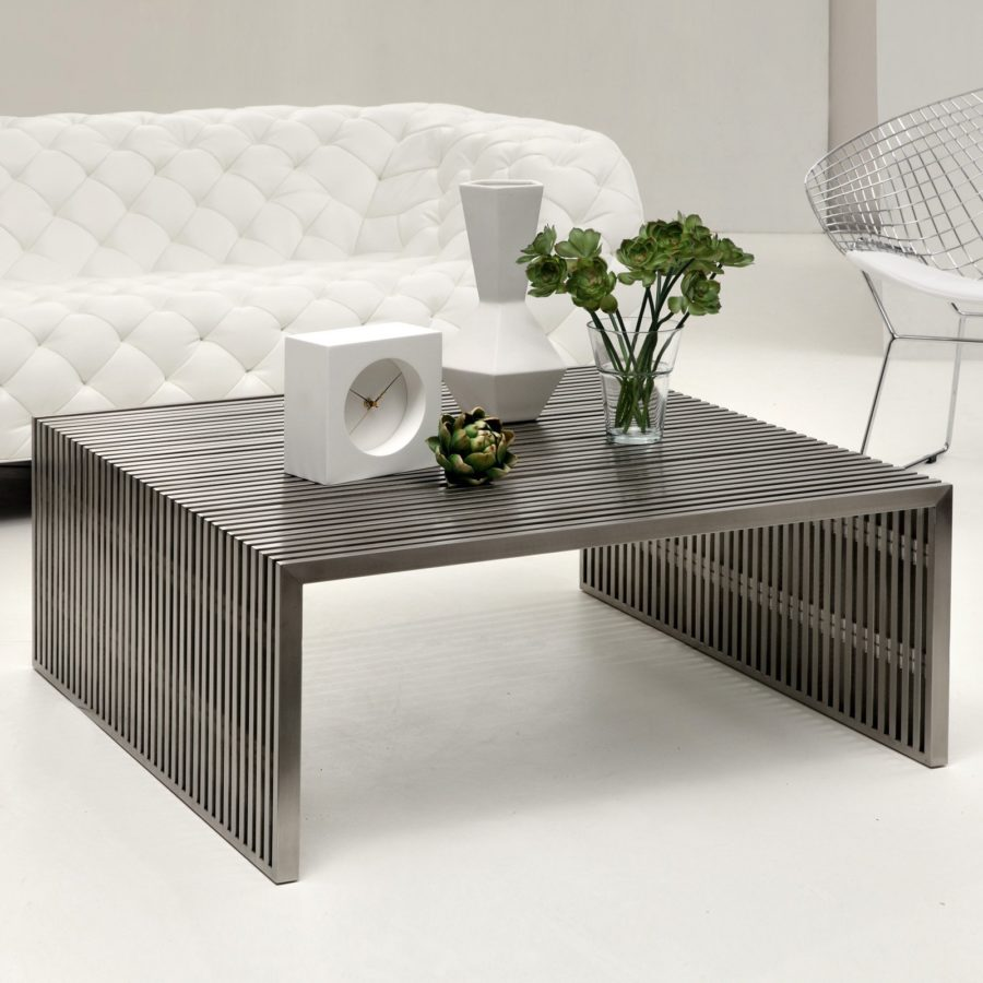 Inspirational View in gallery jagnew featured this metal coffee table
