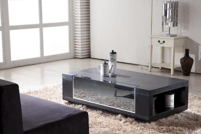 Large Coffee Tables For Your Spacious Living Room - Cheap modern coffee table set