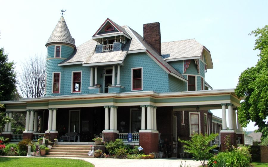 Victorian Homes Traditional Victorian Home Style
