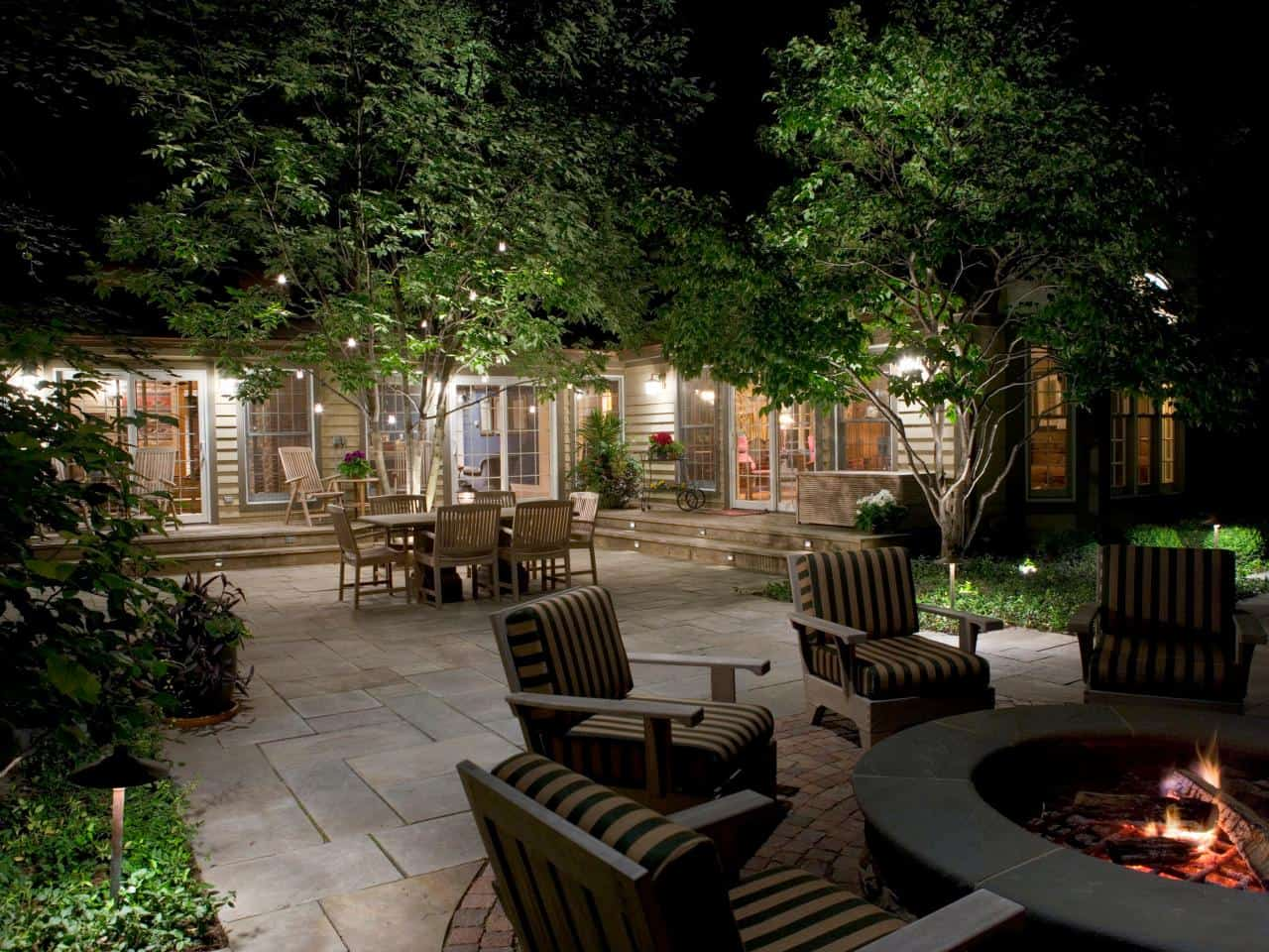 Backyard Create Moonlight