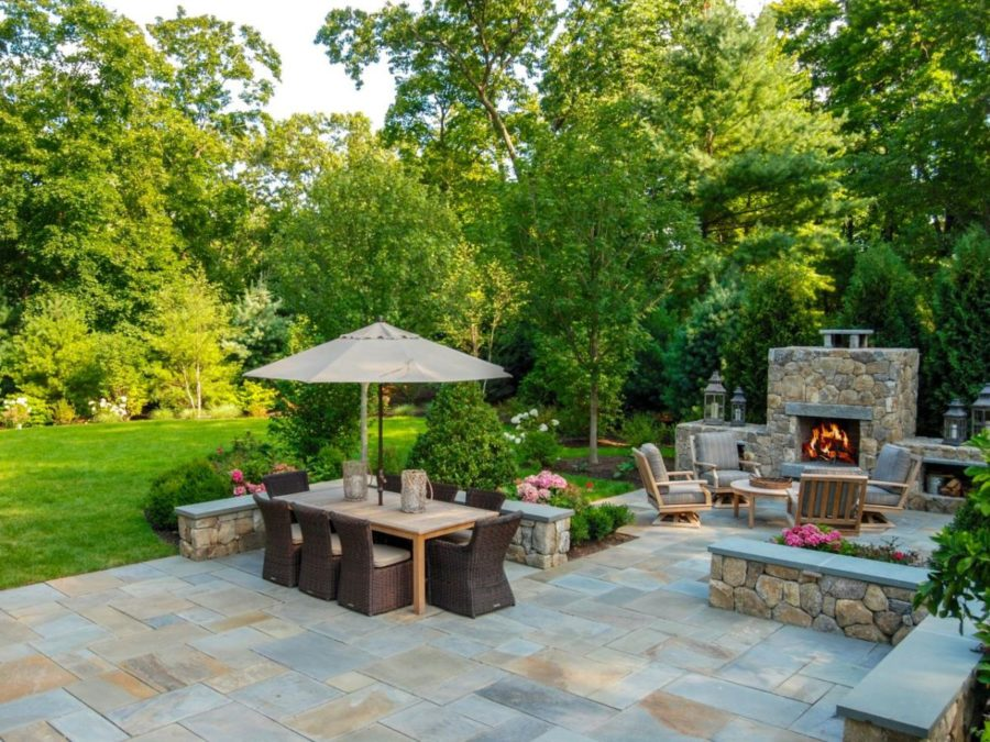 Low maintenance backyard design concepts for Low maintenance backyard