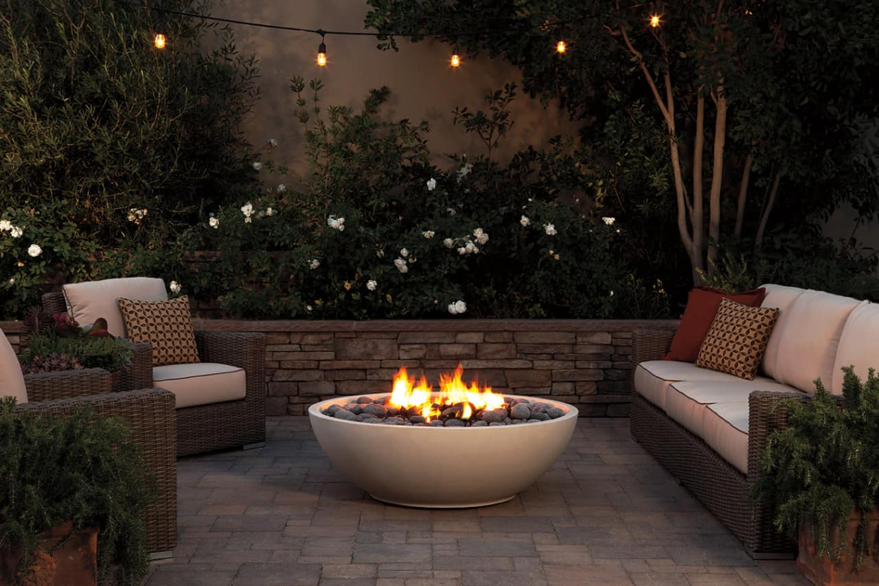 Fire Bowl for outdoor