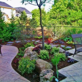 Low Maintenance Backyard Design Concepts