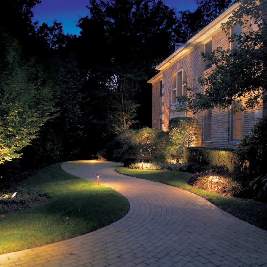 Less Is More Lighting 900x900 10 Outdoor Lighting Ideas You Must See