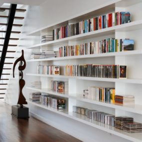 23 Built-In Bookshelves to Strike Your Fancy