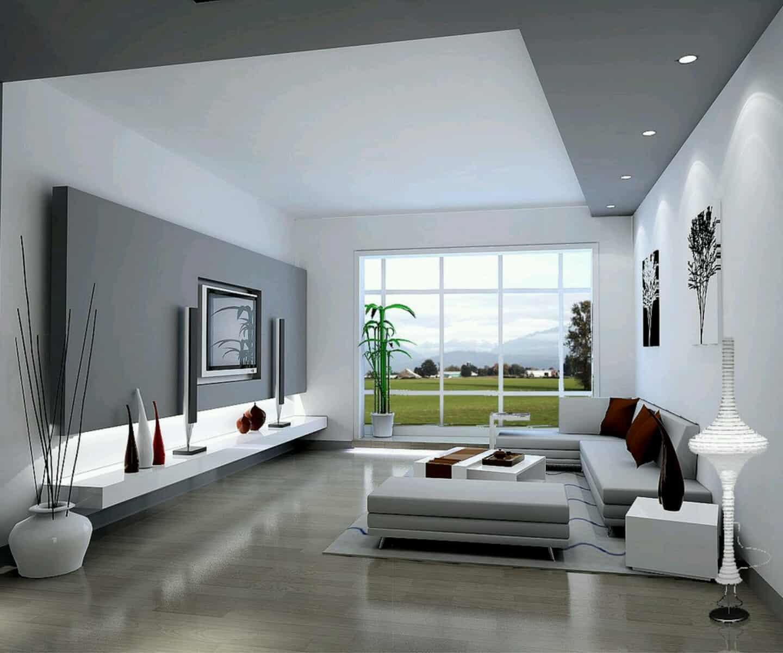 Modern Living Room Ideas – focal point