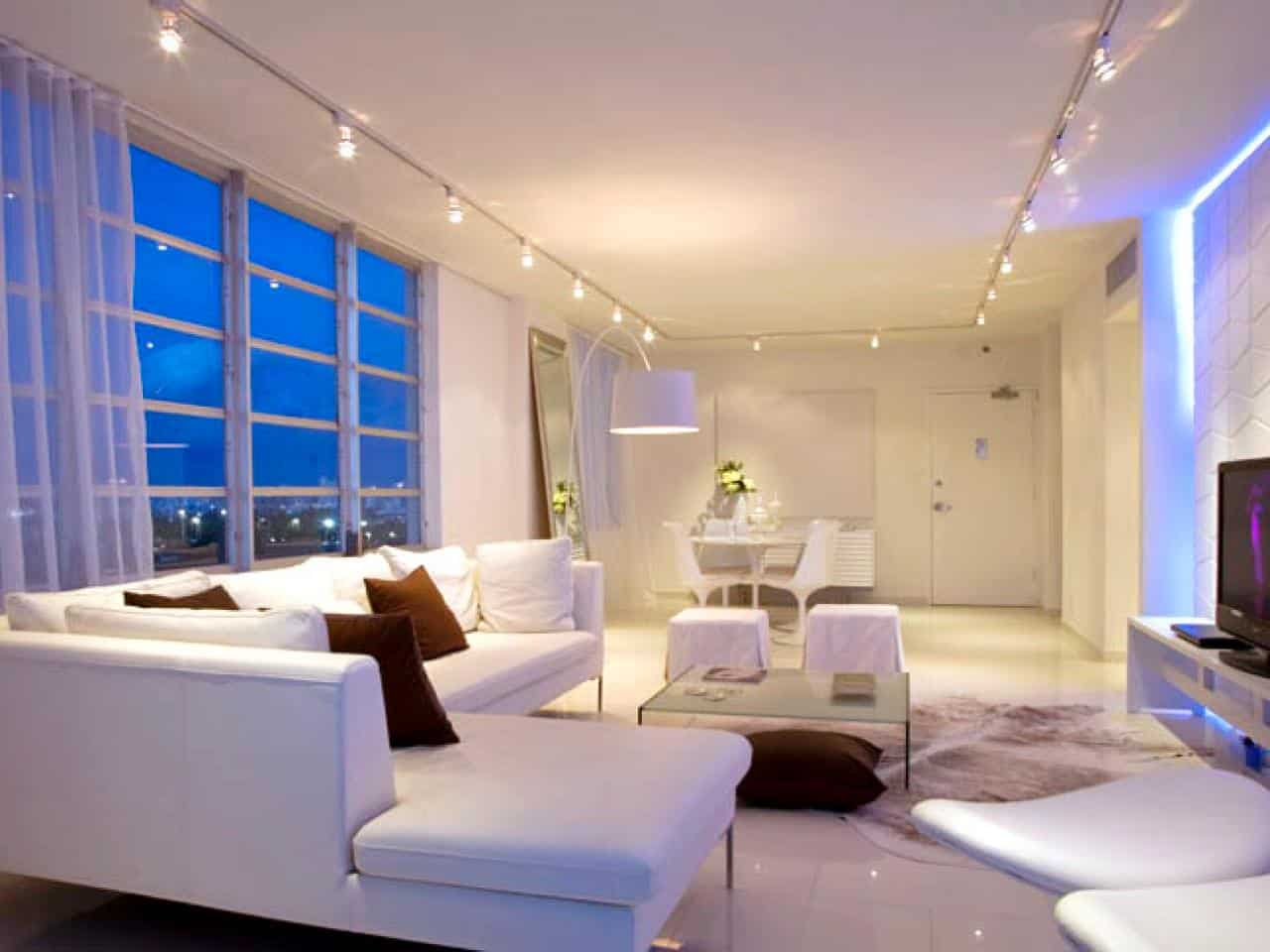Modern Living Room Ideas – lighting