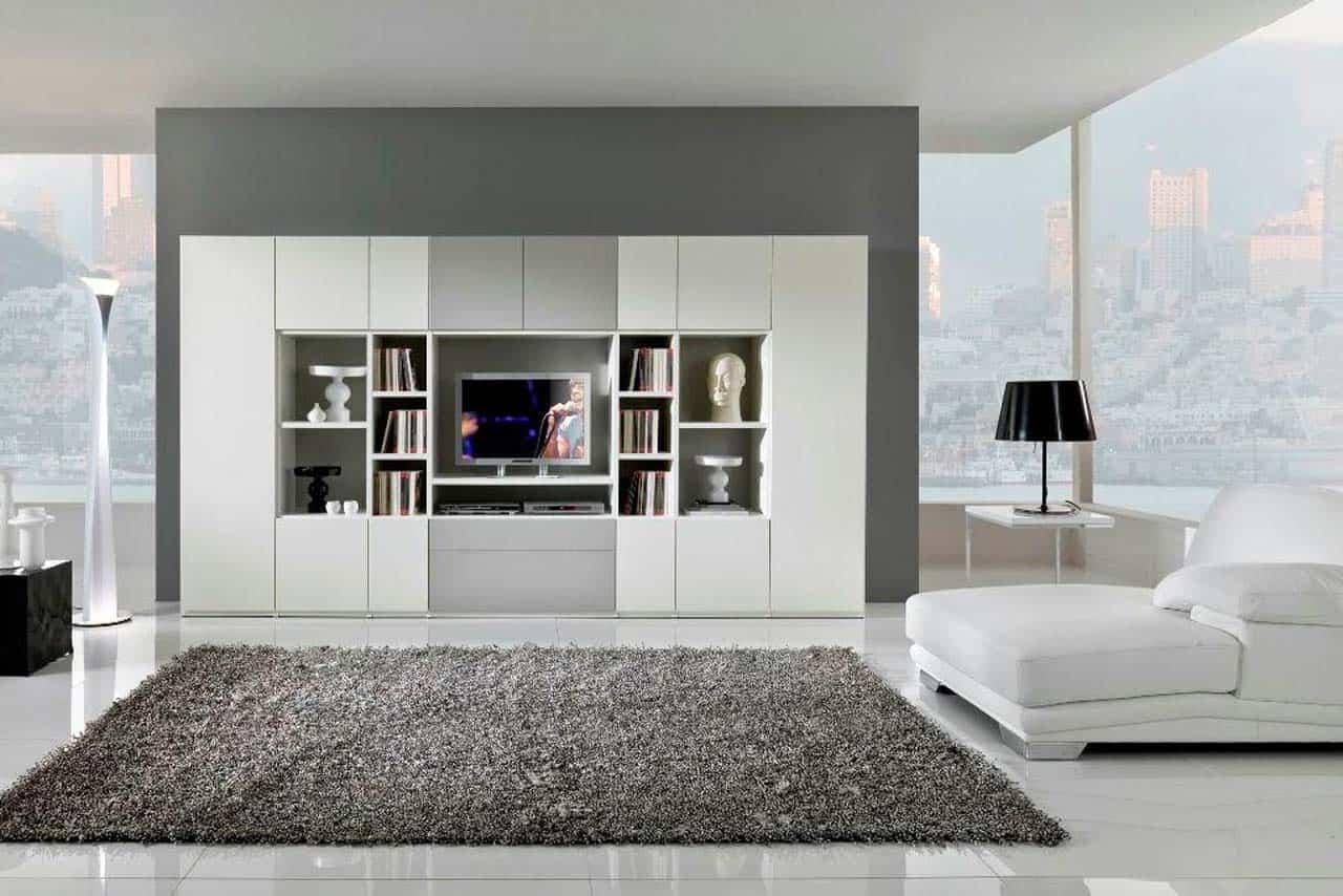 Modern Living Room Ideas – no sofa