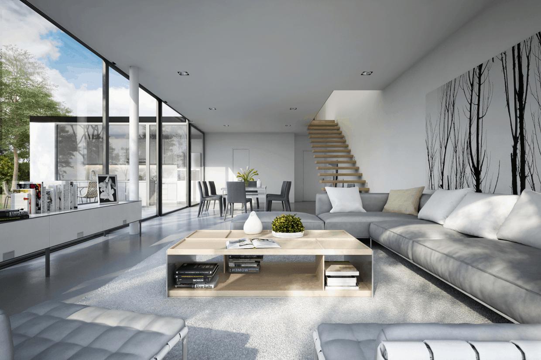 Modern Living Room Ideas – space