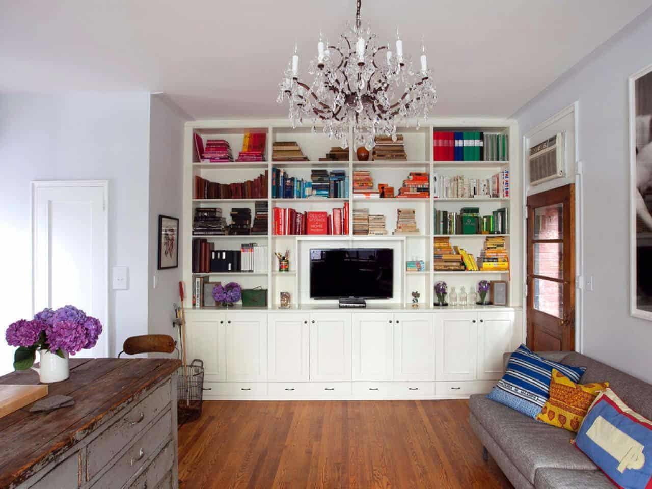 Modern Living Room Ideas – tv stand