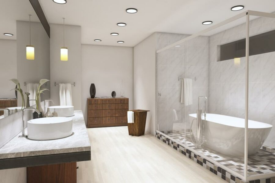 Shower Tile ideas 900x600 25 Shower Tile Ideas to Help You Plan for a New Bathroom