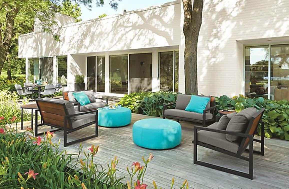 Themed outdoor furniture