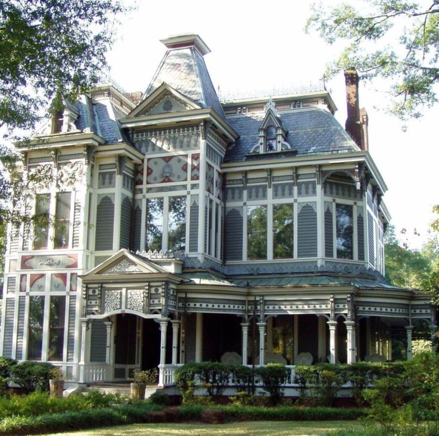 18 viktorianische Häuser, um dich zu verurteilen - Haus