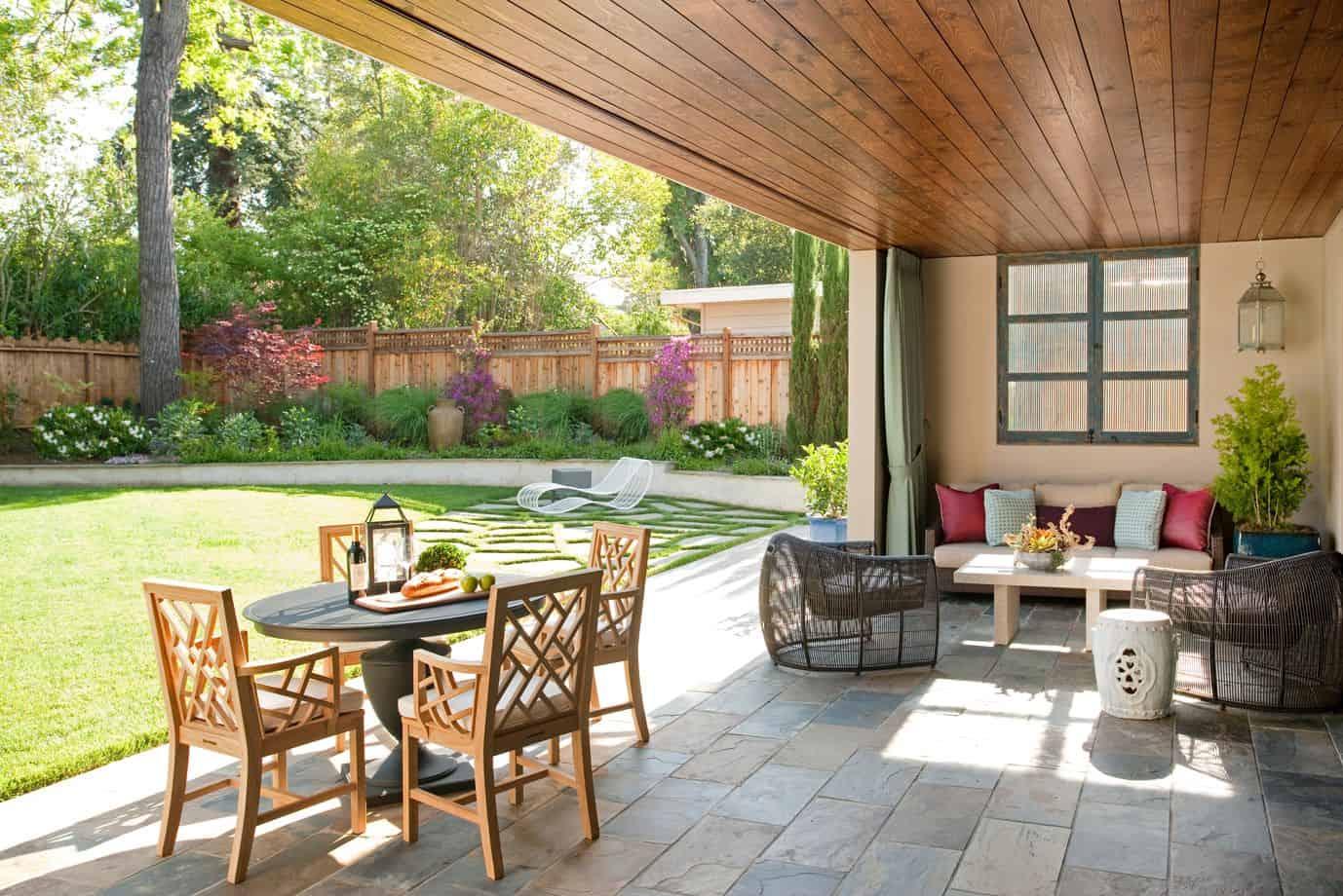 Versatile Tables Porch