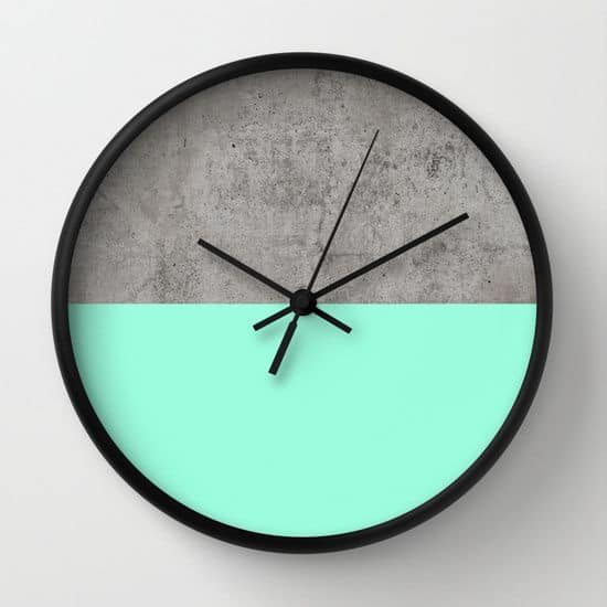 Wall Clock Designs For Home : Cool wall clocks for any room of the house