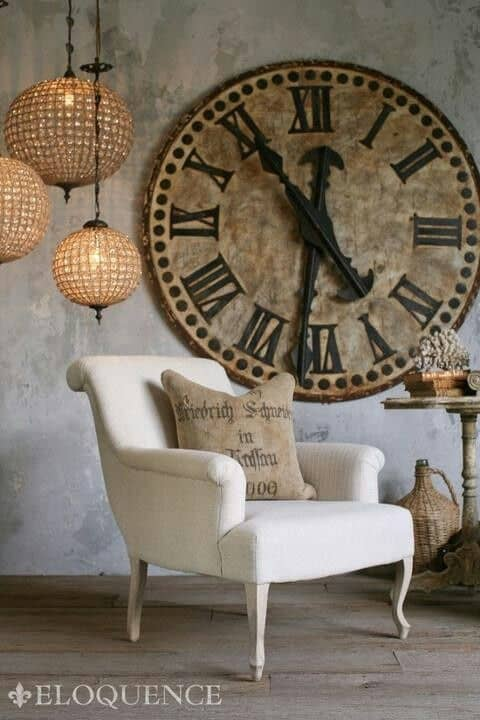 Delicieux Pictures Gallery Of Large Decorative Wall Clocks. Spectacular View In  Gallery