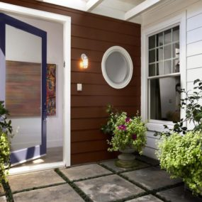 20 Front Door Designs To Revamp Your Welcome