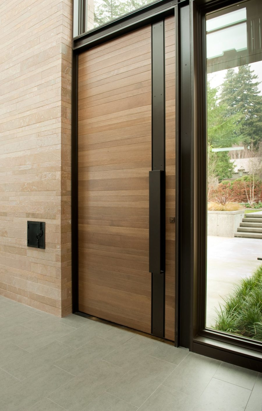 modern front door inspiration 900x1410 20 Front Door Designs To Revamp Your Welcome