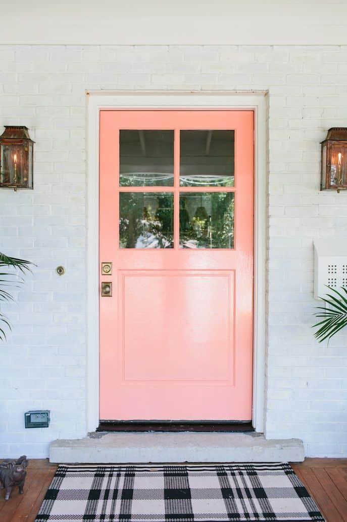 Great 20 Front Door Designs To Revamp Your Welcome. Unusual Inspiration Ideas  Metal ...