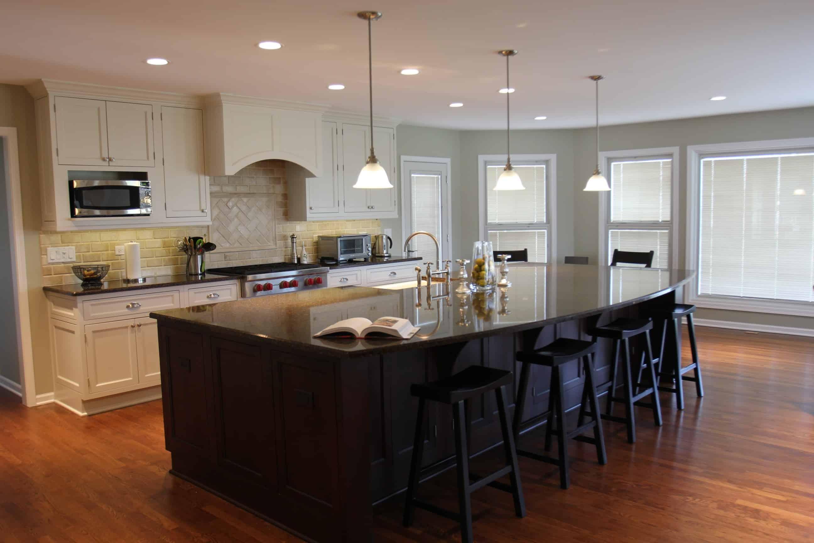 Beautiful-Appropiate-Industrial-Kitchen-Island-Seating-Globe-Mini-Pendant-Lights-Over-Kitchen-Island-For-Small-Space-Has-Kitchen-Islands-With-Seating