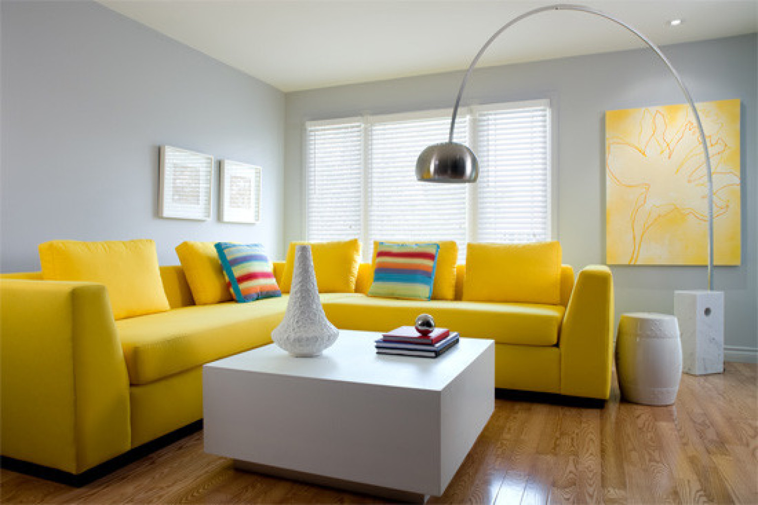 Colorful d cor that will make a statement in your home for Combinacion de colores para interiores