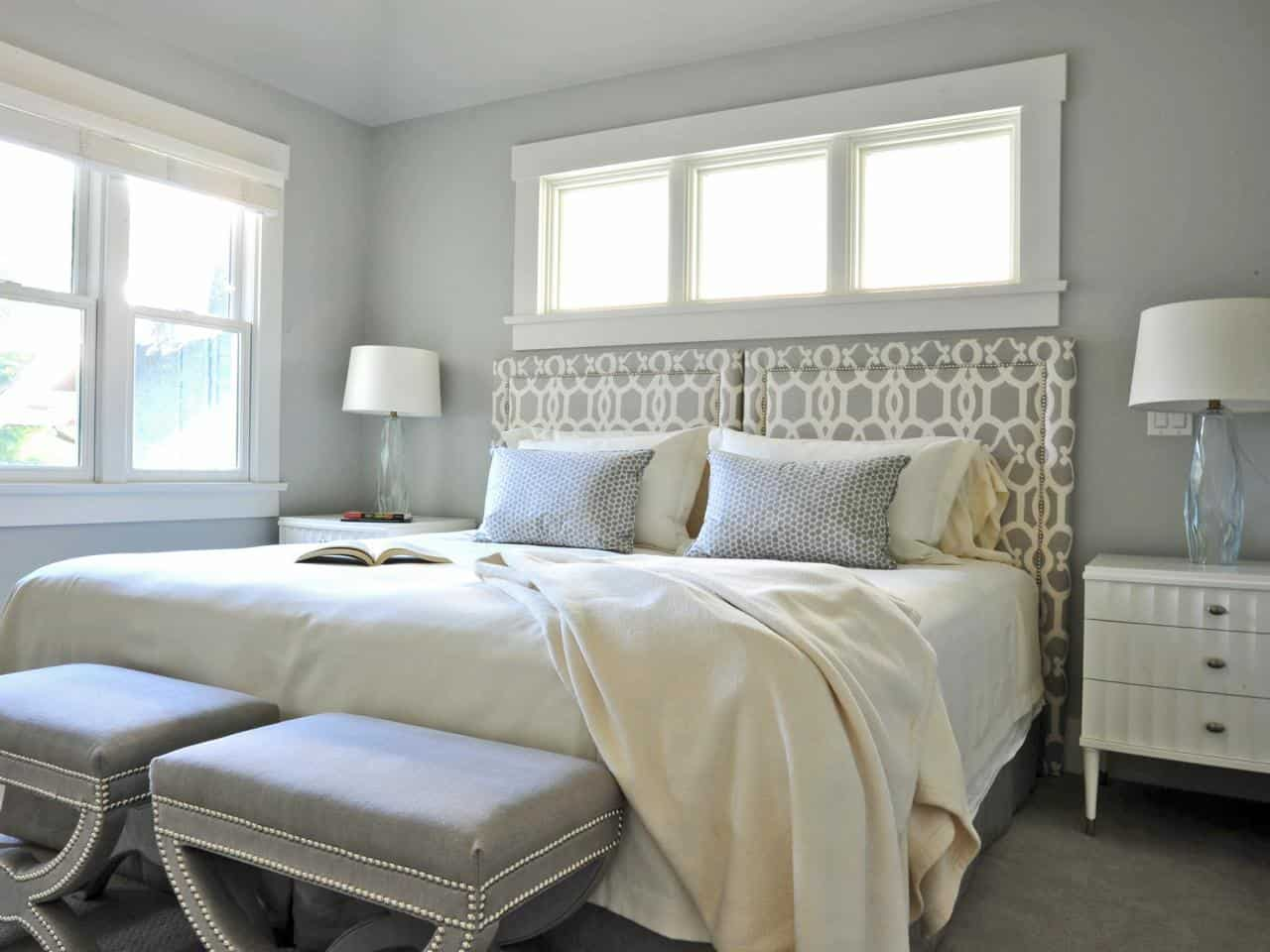 Gray-Bedroom-Walls-Photo-Lady-Have-Gray-Bedroom