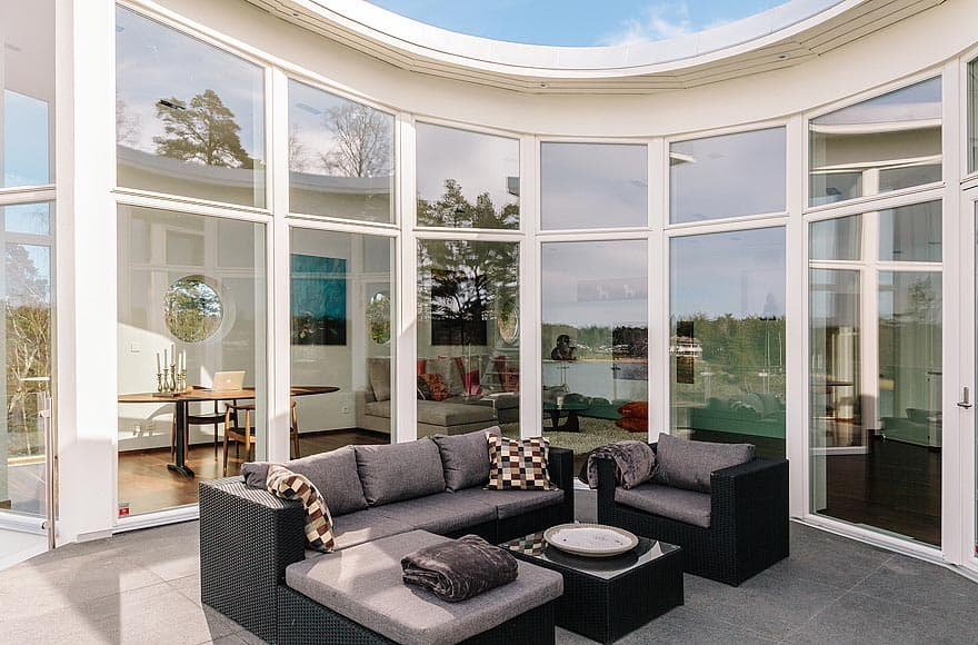 Lovely View In Gallery Modern Sunroom Furniture Cute 20 Pieces Of Modern Sunroom  Furniture Thatll Add Personality To The Porch