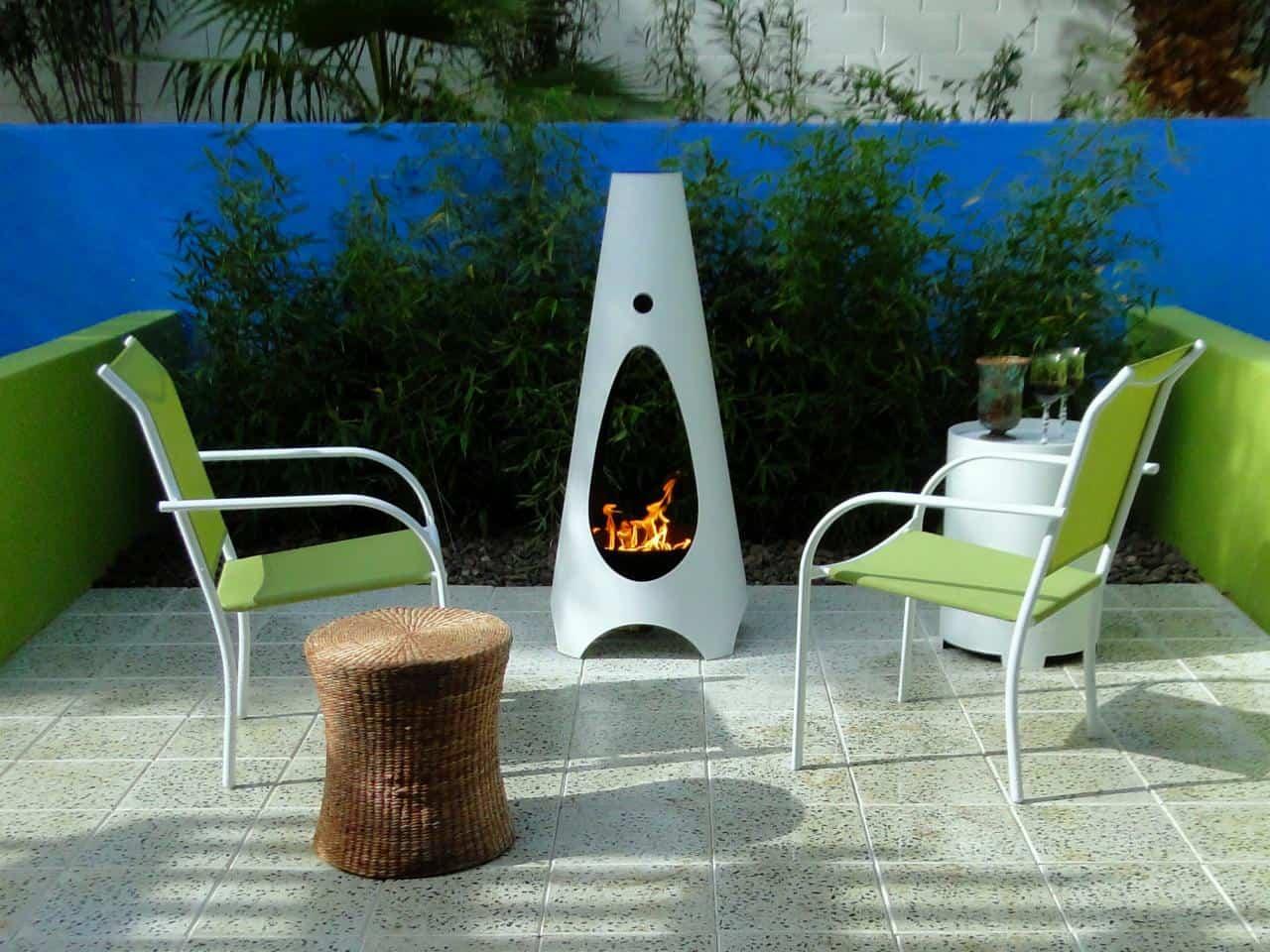 Modernize Your Area – modern fire pit