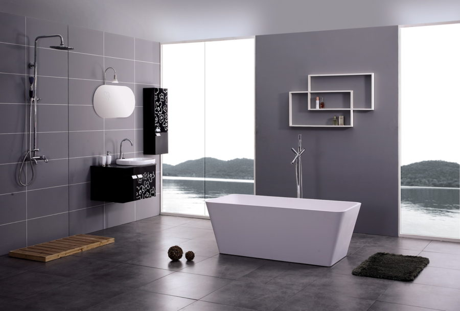 Modernize Your Bathtub 900x609 Modern Bathroom Renovations You Should Consider