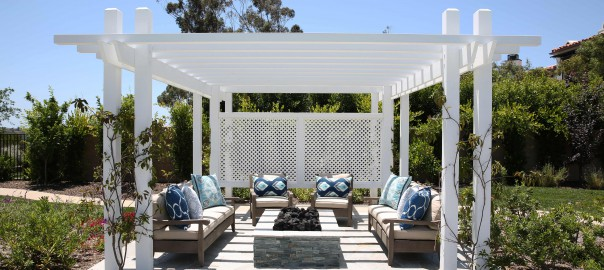 Pergola – Weather Is Not a Concern