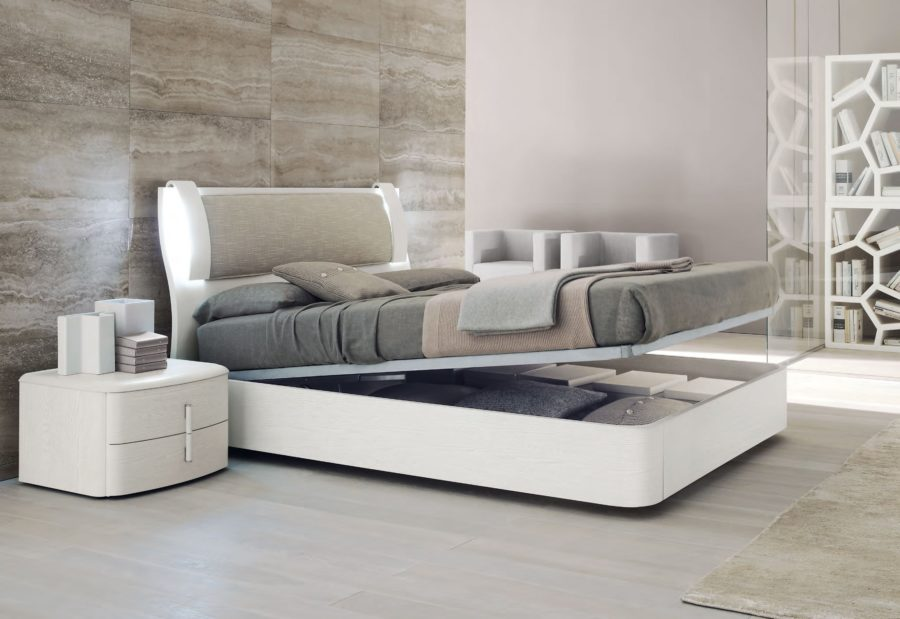 Fancy View in gallery How does a modern bed